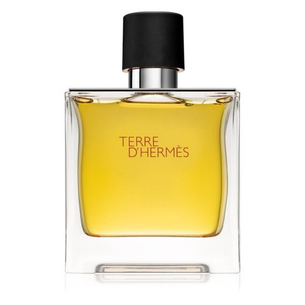 Turn every day into unforgettable adventures full of emotion. The Hermès Terre d'Hermès fragrance for men has strong, dark, earthy notes, and yet it bears something subtle and uplifting within it. It is suitable for every man who isn't afraid to look for unique opportunities in everyday life. The fragrance creates an utterly irresistible atmosphere surrounding those who wear it, making it impossible to ignore for those around them.