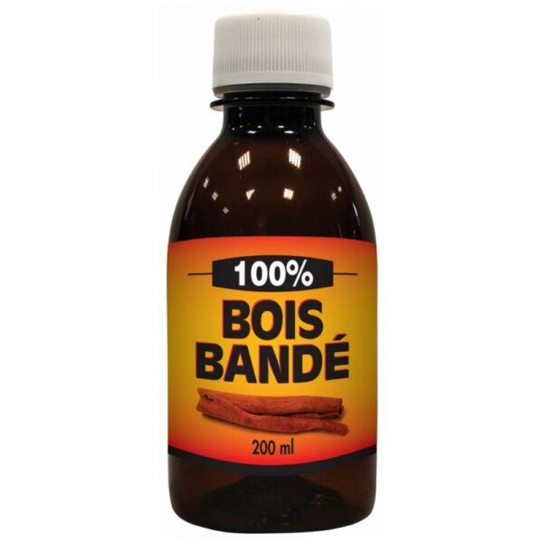 Nutri Expert 100% Bois Bandé 200 ml is a food supplement with Muira puama extracts (bois bandé) which has a stimulatating action and improves physical and mental resistance.