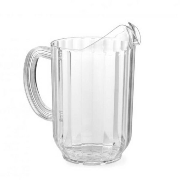 The 1.7 l jug from Stalgast with index 377170 is made of polycarbonate.