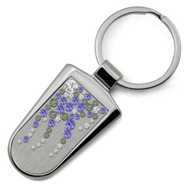"""Corals Mix I"" Key Ring KRG-13.4"