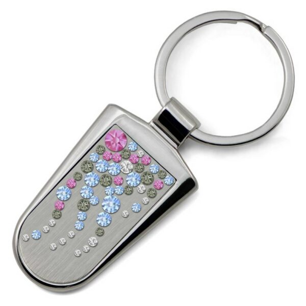 """Corals Mix I"" Key Ring KRG-13.5"