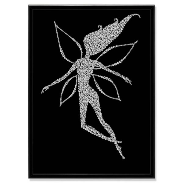 Crystal Art Picture Fairy MBP-26