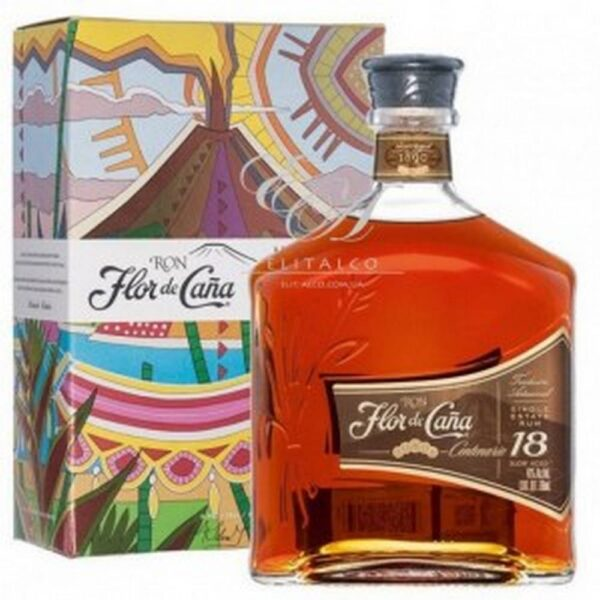 Rum de Cana Gold rum is characterized by a full and rich taste with a smooth finish.