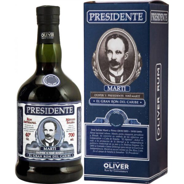 Rum Presidente are a suitable alternative to Diplomatico rum due to their properties.