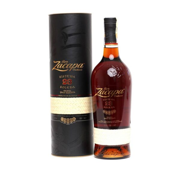 The luxury gift package of top-quality Guatemalan rum with two tulip-shaped glasses is guaranteed to please every rum enthusiast.
