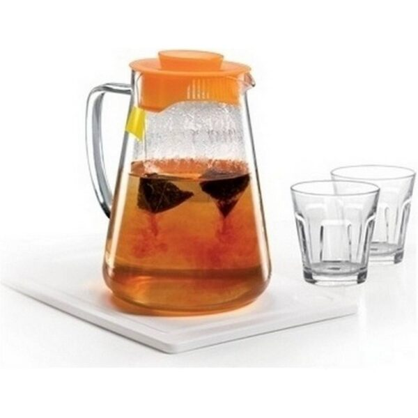 Excellent for preparing and serving chilled and hot drinks.