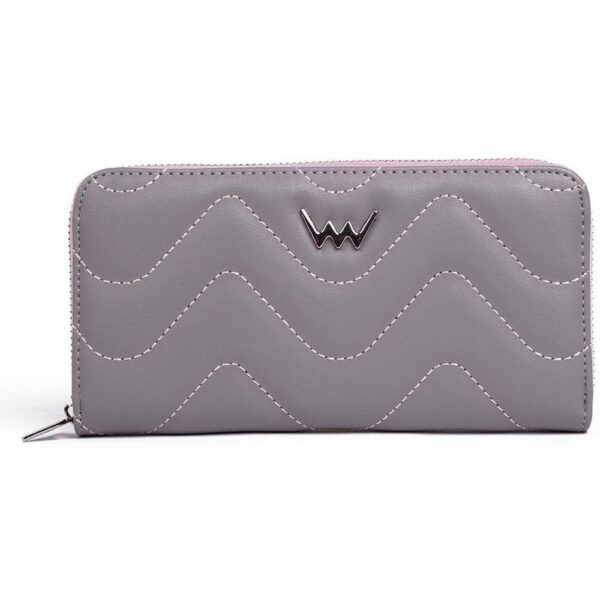 Vuch women's purse is a gray Vuch zaria. Made from high-quality synthetic leather.