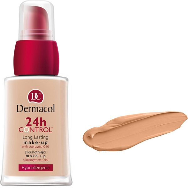Unique long-lasting and touch-resistant make-up with coenzyme Q10 perfectly protects the skin 24 hours a day.