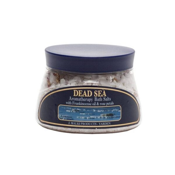 Relax and recharge with Dead Sea Bath Salt and Incense Burner.