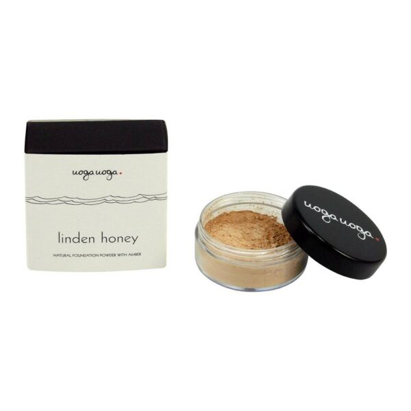 Linden Honey mineral cosmetics with a cool yellow undertone are best suited for light skin types.