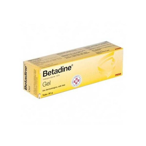 Betadine Gel is used in the disinfection of damaged skin such as in the presence of wounds, sores, etc.