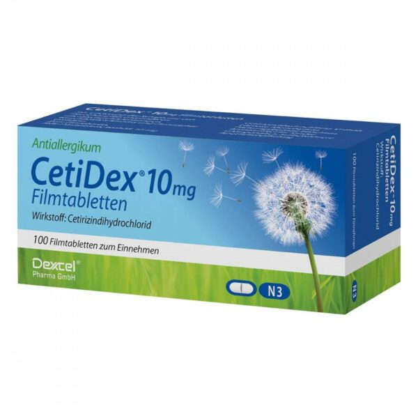 Ideally suited for allergic diseases