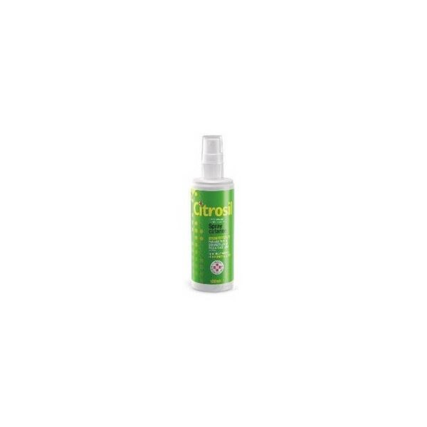 Citrosil Spray is used in the disinfection and cleaning of even damaged skin