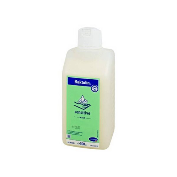 Premium washing lotion for the particularly gentle cleansing.