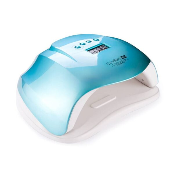 It hardens all gels and hybrid varnishes very quickly and effectively.