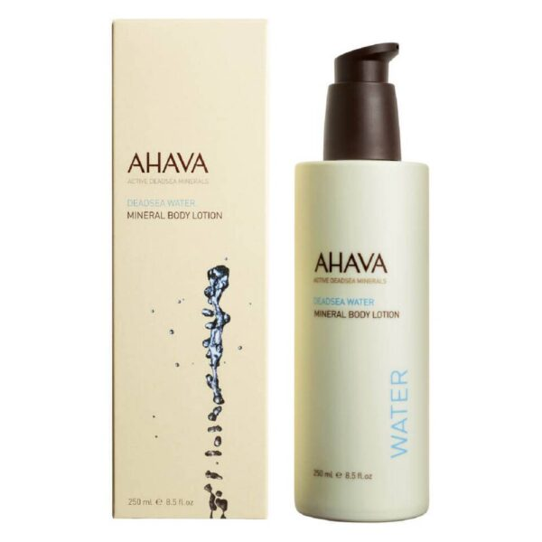 The lotion contains mineral water and Dead Sea water, aloe juice, witch hazel extract and other useful ingredients that will provide deep nourishment and hydration to your skin, saturating it with minerals and enveloping it in a seductive pear scent.