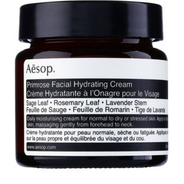 Aēsop Skin Primrose Face Cream gives your face the daily care it really deserves.