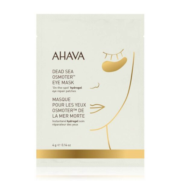 On the spot skin care around the eyes for immediate smoothing of wrinkles and dry lines and reducing signs of fatigue.