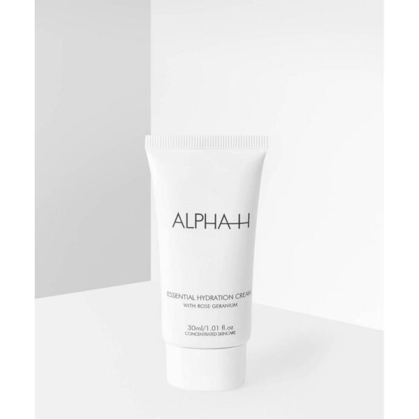 Intended for all skin types, Alpha-H moisturizer contains vegetable oils, marine minerals and essential fatty acids.