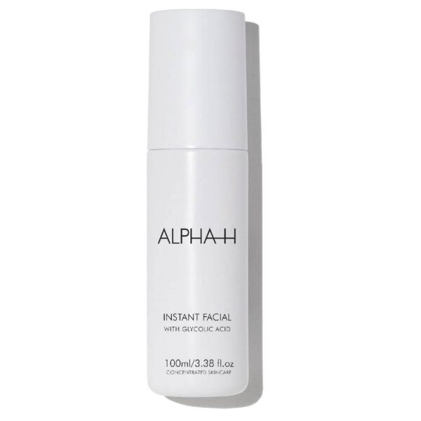 Alpha-H Instant Facial Cream is your answer to achieving a perfect complexion in your home, without going to a spa.