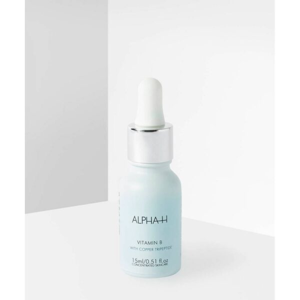 An intensive serum that helps prevent premature aging of the skin.