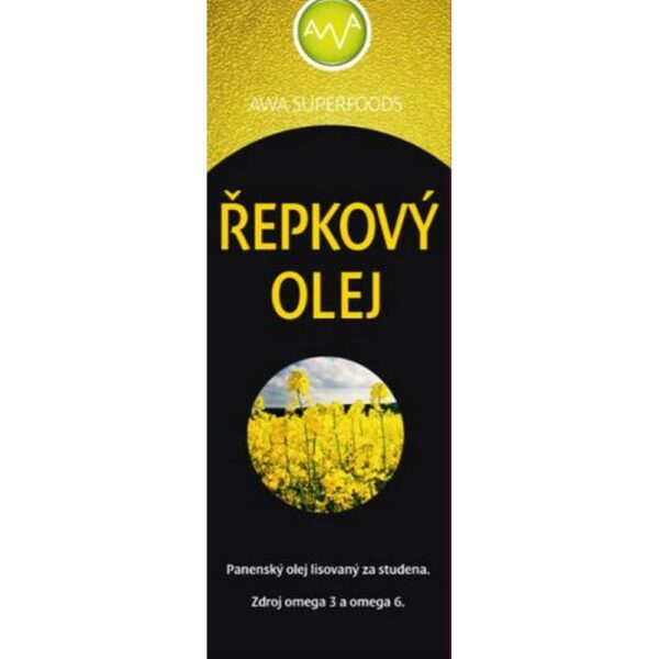 Rapeseed oil is most often obtained by cold pressing from oilseed rape seeds and is one of the most popular oils.